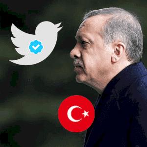 Erdogan VS Twitter