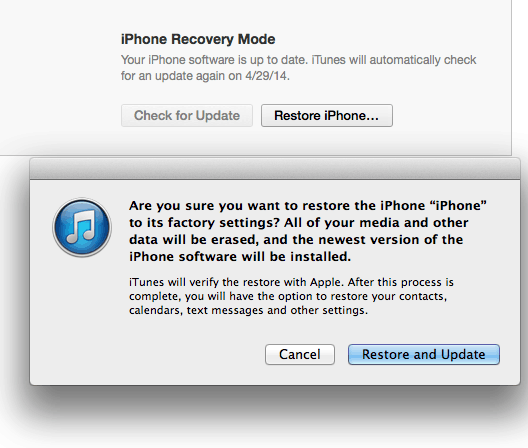 itunes, apple, iPhone, iPad, IOS update
