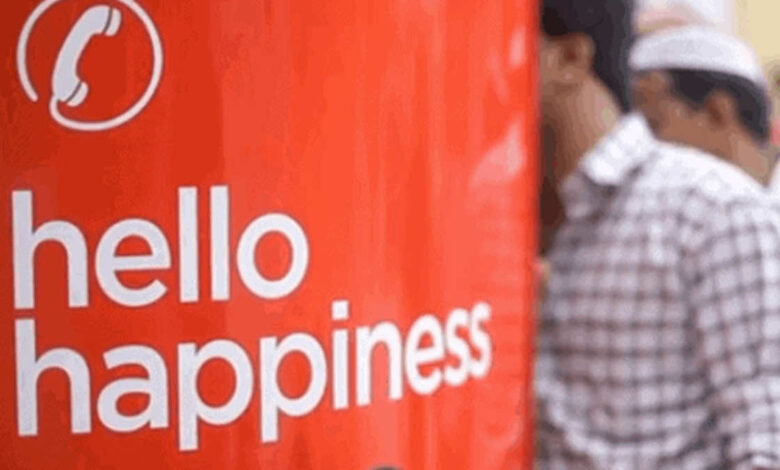 Hello Happiness phone booth: A debatable Initiative