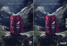 Funny Pepsi Halloween Ad, Coca Cola Responds Beautifully
