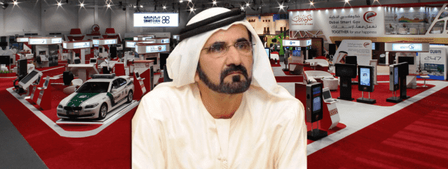 dubai ruler, smart dubai