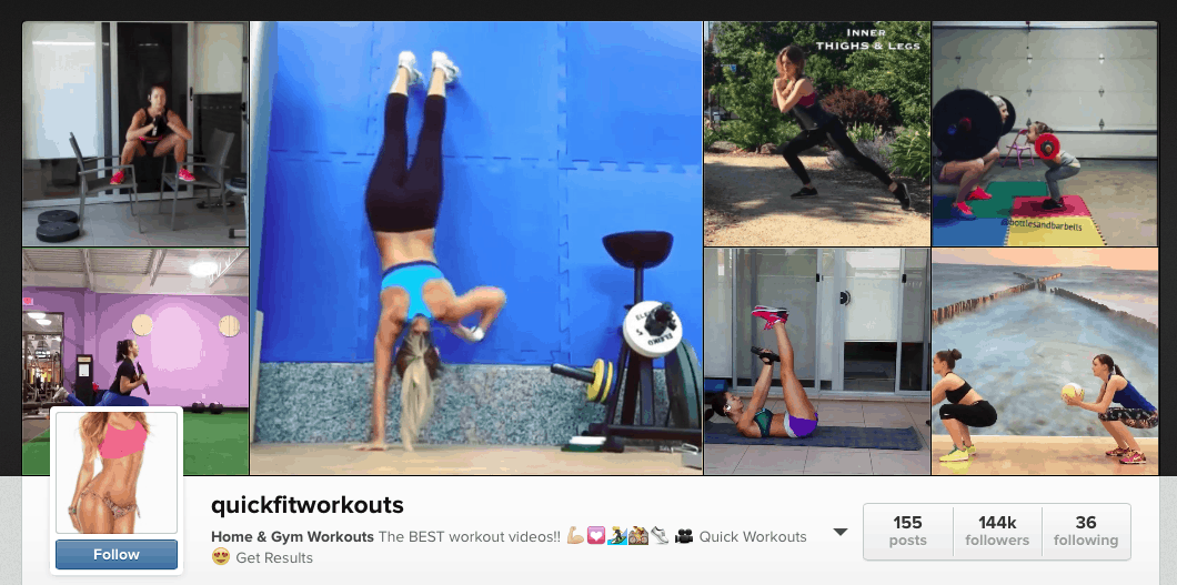 Home & Gym Workouts The BEST workout videos