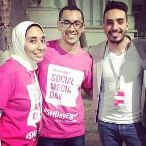 laith abu joda, social media day