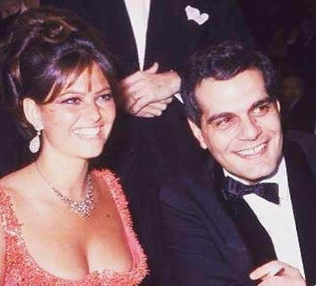 digital boom, Claudia Cardinale, Omar Sharif