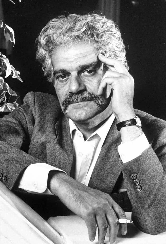 Omar Sharif: Precious Moments in Pictures, Omar Sharif in 1983