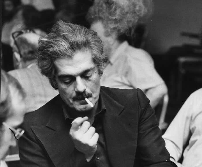 omar sharif, smoking