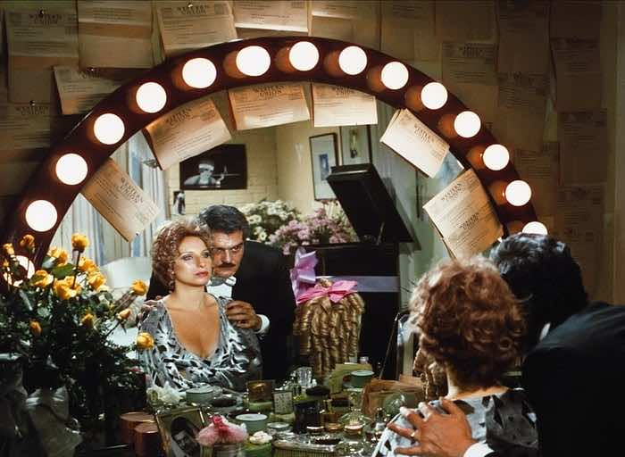 Omar Sharif: Precious Moments in Pictures, Omar Sharif in Funny Lady, 1975