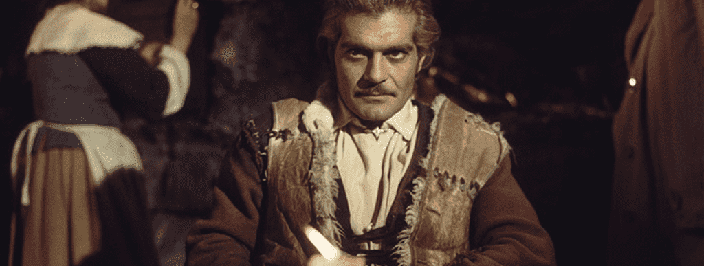 omar sharif, digital boom