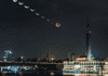 Egypt's Photographers Capture Supermoon in Realtime, supermoon, supermoon egypt, lunar eclipse egypt, lunar eclipse cairo, digital boom