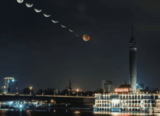 supermoon, supermoon egypt, lunar eclipse egypt, lunar eclipse cairo, digital boom