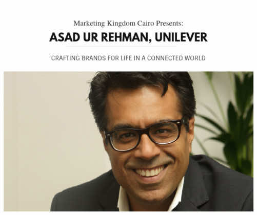 digital boom, mkcairo, marketing kingdom cairo 2015, Asad ur Rehman, uniliver