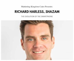 Richard Harless, digital boom, mkcairo, marketing kingdom cairo 2015