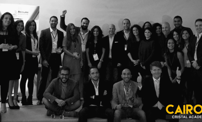 sphinx awards, mena cristal, cairo cristal, agency of the year egypt, African festival