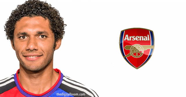 El Nenny to Arsenal, ElNeny, Arsenal Egyptian player, Mohamed El-Nenny, Mohamed ElNenny, digital boom, arsenal, EPL