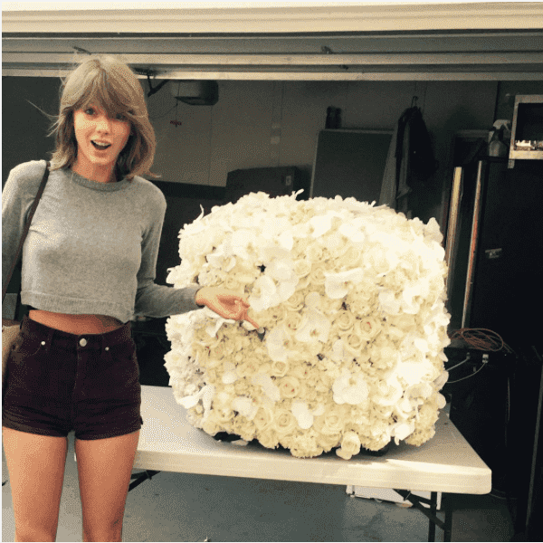 Taylor Swift (Roses From Kanye)