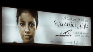 Violence Against Women billboards, violence against women, FP7/CAI, cairo billboards