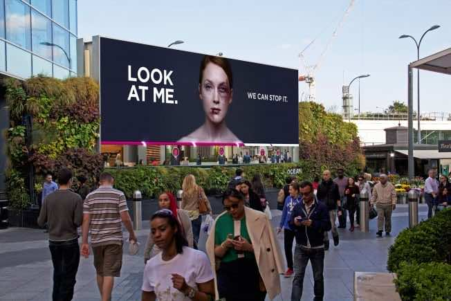 Facial recognition technology used to fight domestic violence