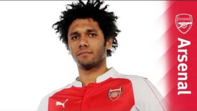 Video Interview with Arsenal Player Mohamed ElNeny