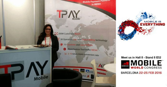 T-Pay Mobile World Congress 2016