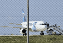EgyptAir flight MS181 Hijacked