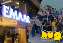 hug digital wins emaar misr digital media account