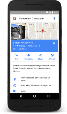 mobile friendly websites for business, 3 SEO tips to boost your local business on Google