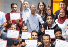 Uber graduate 14 youth from inaugural education, training program