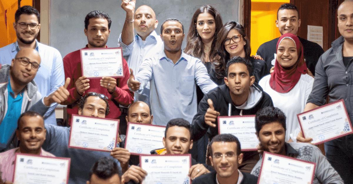 Uber graduate 14 youth from inaugural education, training program