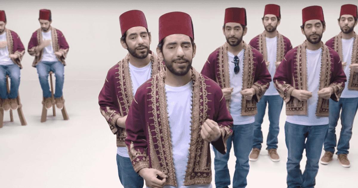 Evolution of Arabic Music