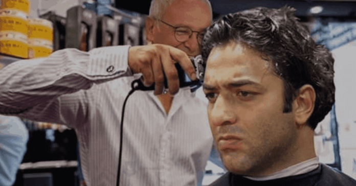 ahmed hossam mido to cut his hair