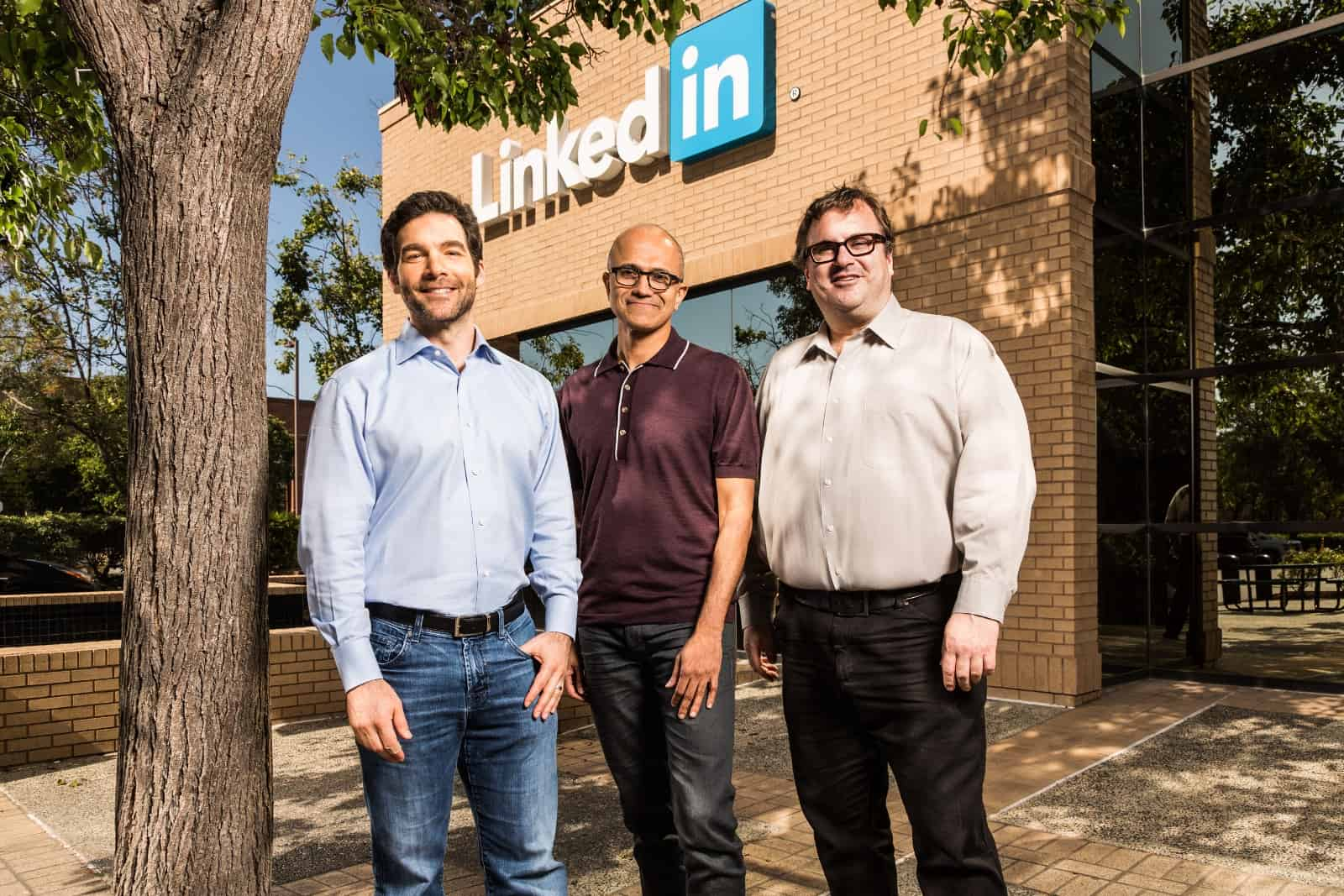 linkedin and microsoft deal