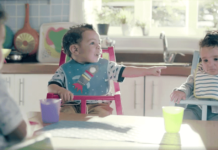 Juhayna's Talking Babies Ads Win Laughs, el dando