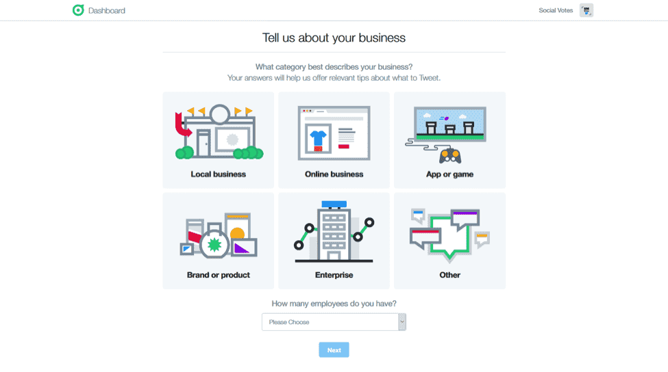 twitter dashboard explained