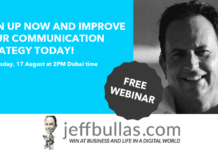 Webinar with Jeff Bullas: 11 Lessons That PR Professionals Need to Learn in a Digital World