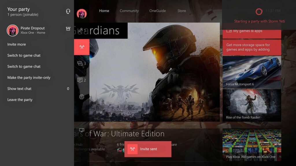 Cortana arrives on Xbox One