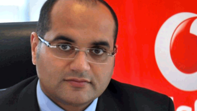 khaled Hegazy, Vodafone Egypt