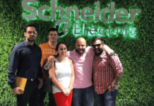 Schneider Electric teams with hug digital in MENAP Region