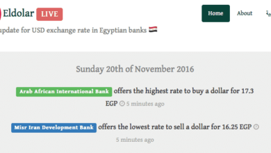 eldolar.live One Place for Dollar Exchange Rate in All Egyptian Banks
