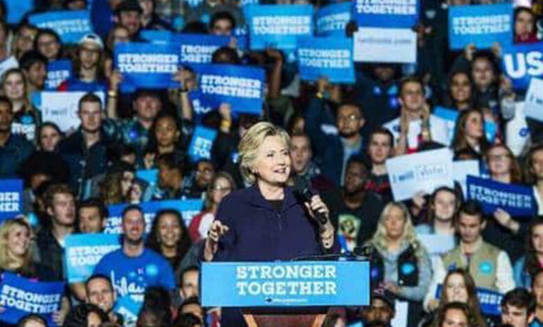 What the US Election Has Taught Me about Making It Big