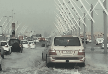 Qatar hit by heavy rain with widespread flooding [in pictures]
