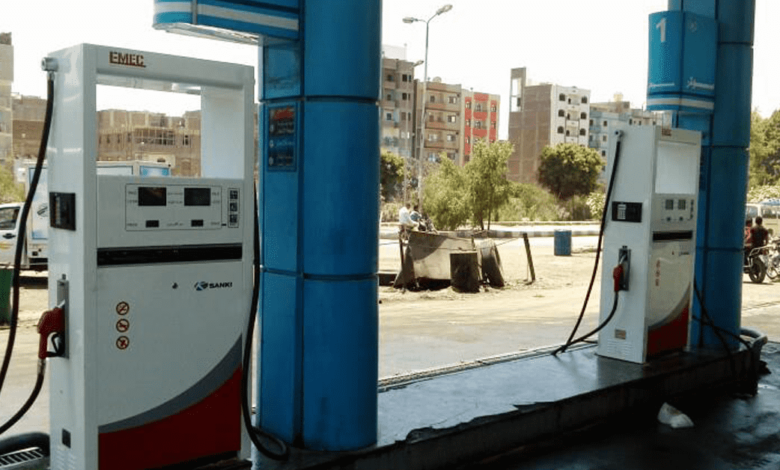 gas station in egypt, fuel prices Egypt