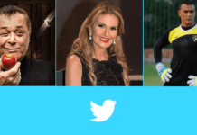 Egyptian celebrities who joined Twitter in 2016