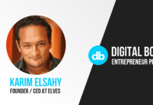 Karim Elsahy, elves app, elves, artificial intelligence, AI, Egypt, Silicon Valley