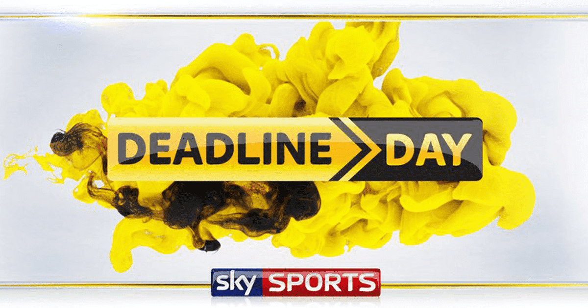 Sky Sports offers more ways than ever to follow Deadline Day