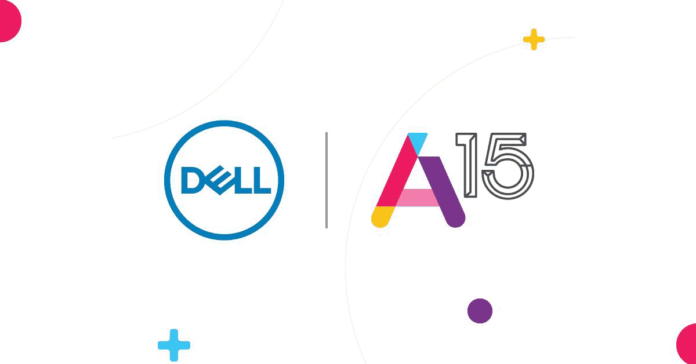 A15 and DELL, A15 logo, Dell logo, Egypt, startups
