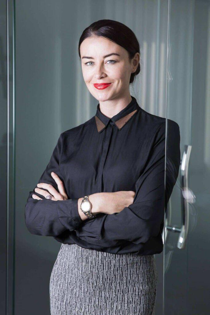 Helen McGuire, Hopscotch