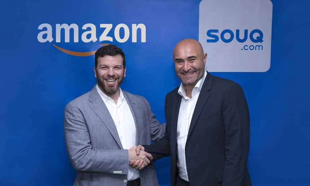 Amazon Reaches an Agreement to Acquire Middle East's SOUQ.com, amazon acquires souq.com