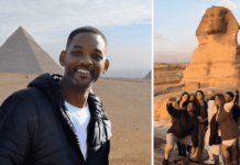 will smith in Egypt, will smith in Cairo, Will Smith in Giza, Will Smith visits Egypt
