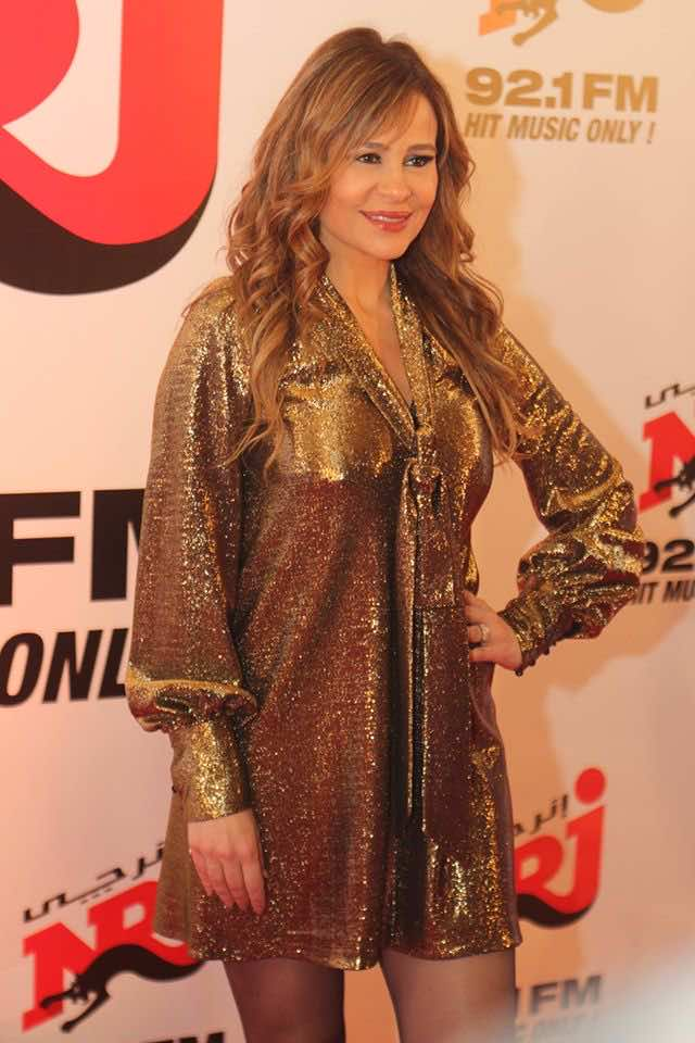 NRJ Egypt, NRJ FM Egypt, Carol Samaha