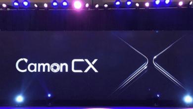 Tecno mobile Egypt launches Camon CX